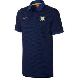 Nike Polo Mm Inter Blu