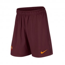Nike Short Roma Home Stadium Night Maroon