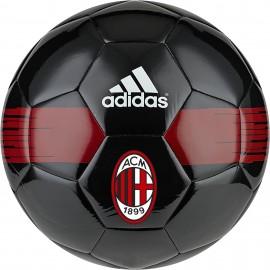 Adidas Pallone Ac Milan Rosso/Nero