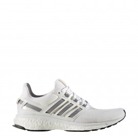 Adidas Energy Boost 3 White/Silver Donna