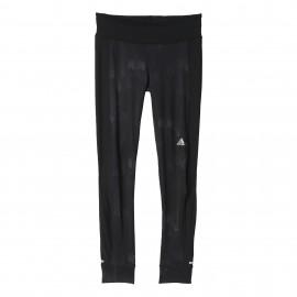 Adidas Long Tight Run Response Graphic Warm Black Donna
