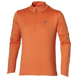Asics T-Shirt Ml Run Lite-Show 1/2 Zip Koi