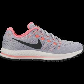Nike Air Zoom Vomero 12 Wolf Grey/Black Donna
