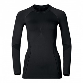 Odlo Maglia Donna Evolution Warm Black