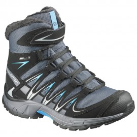 Salomon Neve Xa Pro 3d Winter Ts Cswp Grey Denim Bambino