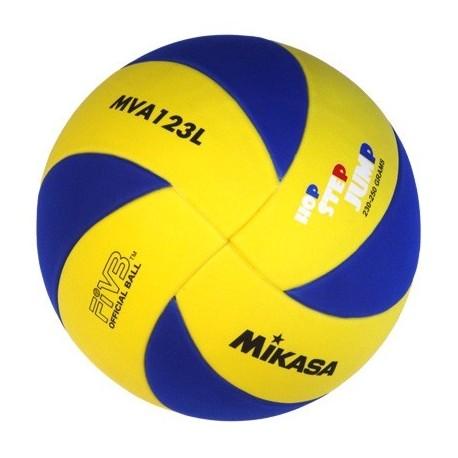 Mikasa Pallone Volley In Eva Mva123l Yellow/Navy