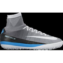 Nike Mercurialx Proximo II Tf Grigio/Bianco