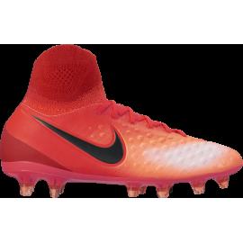 Nike Magista Ombra II Fg Rosso/Nero Junior