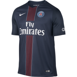 Nike T-Shirt Paris Saint-Germain Stadium Home Navy/Bianco