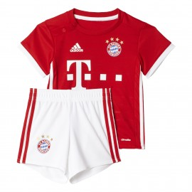 Adidas Mini Kit Home Fc Bayern Munchen Red/White Kids