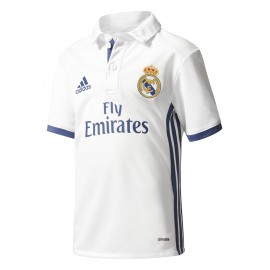 Adidas Mini Kit Home Real Madrid White/Purple Kids