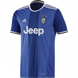 Adidas T-Shirt Away Replica Juventus White/Blue