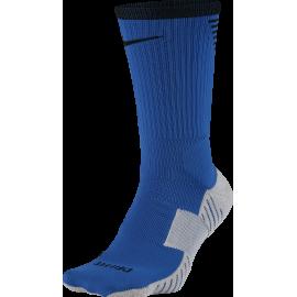 Nike Calza da Calcio a Costine Dry Squad Paramount Blue/Wolf Grey/Black