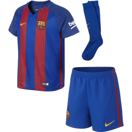 Nike Kit da Calcio 2016/17 FC Barcelona Stadium Home - Kids