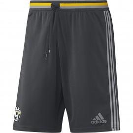 Adidas Short da Allenamento Juventus Grey/Gold
