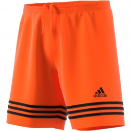 Adidas Short Entrada 14 Team  Orange/Black
