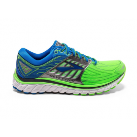 Brooks Glycerin 14  Green Gecko/Electric Blue