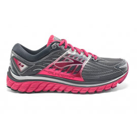 Brooks Glycerin 14  Anthracite/Azalea Donna