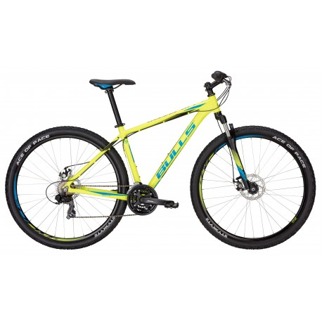 Bulls Mtb Wildtail 29  Lime Green Matt