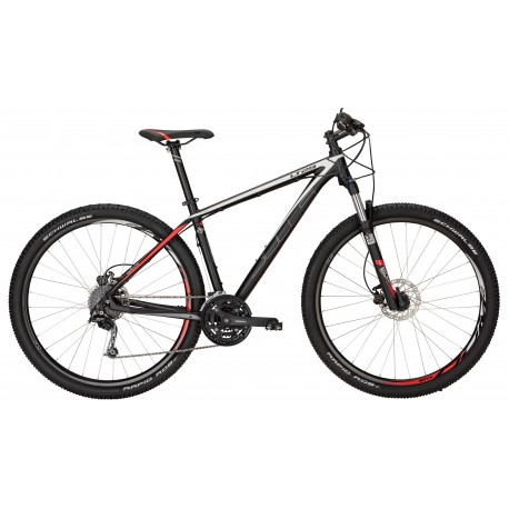 Bulls Mtb Lt 29  Black Matt/White