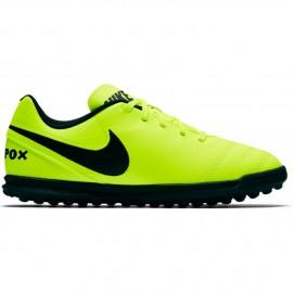 Nike Tiempox Rio III Tf  Giallo/Nero Junior