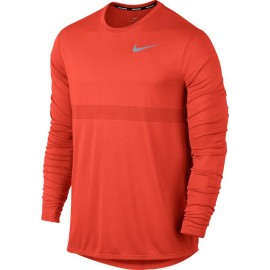 Nike T-shirt Ml Run Znl Cl Relay Max Orange