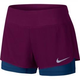 Nike Short Run 2In1 Rival True Berry/Blue