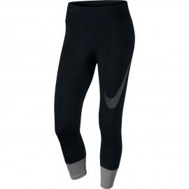 Nike Crop Run Pwr Ess Black/Anthracite