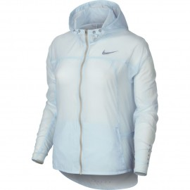 Nike Giacca Run Imp Lt Glacier Blue