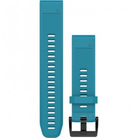Garmin Cinturino Silicone Fenix 5 Celeste