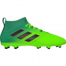 Adidas Ace 17.3 Fg Verde/Nero