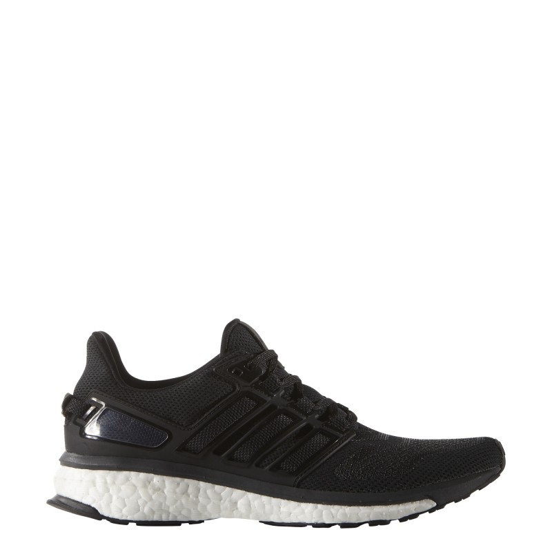 Adidas Energy Boost 3 Black/Grey Donna