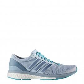 Adidas Adizero Boston 6 Blu Donna