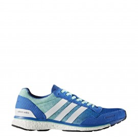 Adidas  Adizero Adios  Blu/White