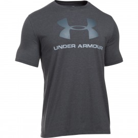 Under Armour T-shirt Mm Jy Logo Train Nero