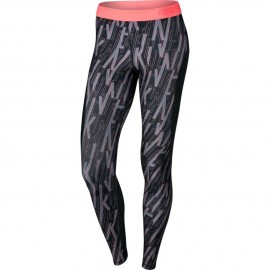 Nike Legging Print Train Blk/Pink