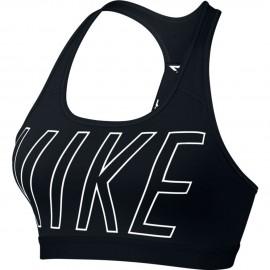 Nike Bra Classic Logo Donna Black
