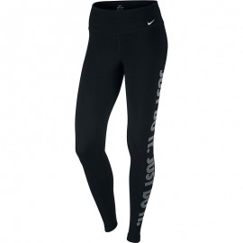 Nike Tight Dry Logo Train Donna Black