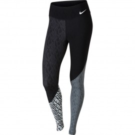 Nike Tight Per Lgndry Mid Donna Grey