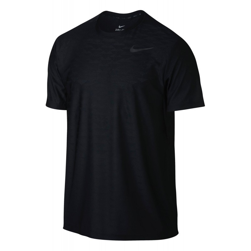 Nike T-shirt Mm Elast Train Black