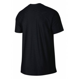 Nike T-shirt Mm Elast Train Black