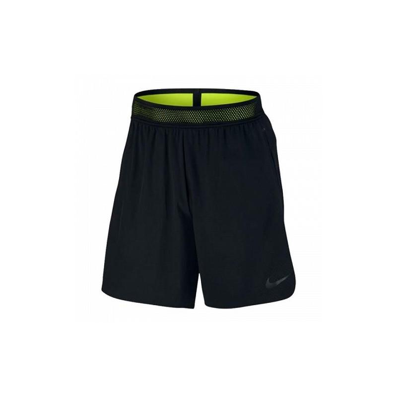 Nike Short Flx Repel K Black/Volt