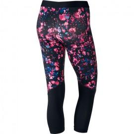 Nike Capri Print Microcosm Donna Racer Pink/Wht