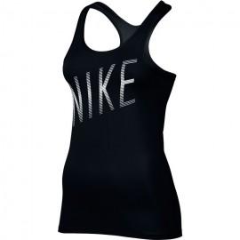 Nike Canotta Logo Grx Donna Dk Black