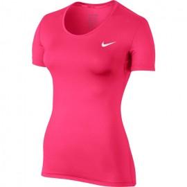 Nike T-shirt Mm Giro Donna Racer Pink