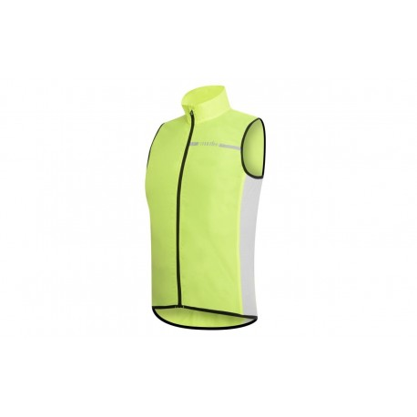 Zerorh+ Gilet Wind Fluo Yellow
