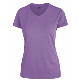 Get Fit T-shirt Donna Mm Run Lene Lilac
