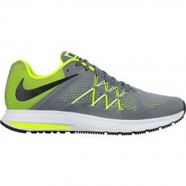 Nike Scarpa Zoom WInflo 3 Grigio/Nero