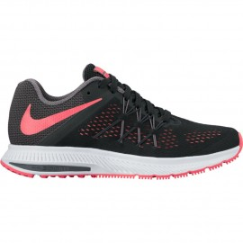 Nike Scarpa Donna Zoom WInflo 3 Nero/Rosa