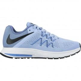 Nike Scarpa Donna Zoom WInflo 3 Azzurro/Nero